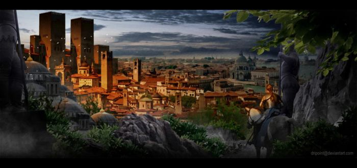 King's Landing by DriPoint