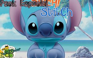 Pack especial: Stitch by Cursorsandmore