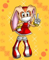 cream as amy by ASB-Fan