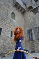Merida by MirianRose