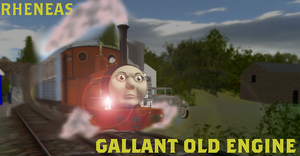 Rheneas at Full Speed by TheDirtyTrain1