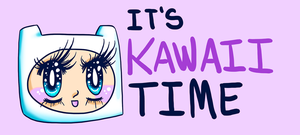 Kawaii Time by princesspizza
