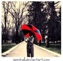 Under My Umbrella by Speshall