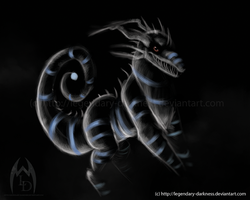 Concept: Night Creature by Legendary-Darkness