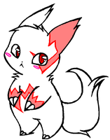 Chibi Zangoose by Demonspite