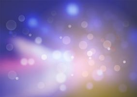 Dark blue city vector bokeh background by superawesomevectors