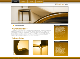 Furniture site by stankoff