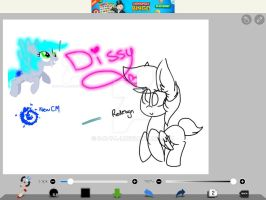 Dissy redesign WIP by S-K-Y-L-I