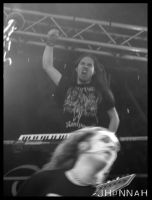 Children of Bodom IX by jhonnah