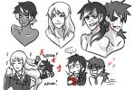 Comm Pts:  Vampires Brothers by KSapphire8989
