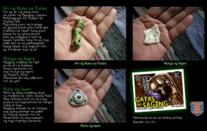 Anting-anting Series 1 by Dinuguan