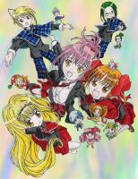 Shugo Chara Group by happily-random