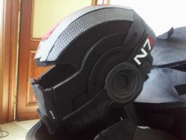 mass effect breather helmet by federicocosplay