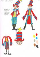 Mr.Red Re-Design by Haiomi