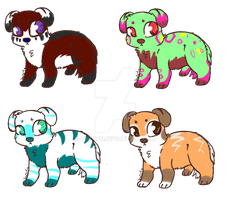 Puppies For Sale!! by P0CKYY