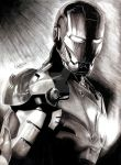 Iron Man by Anthony-Woods