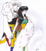 Puppy Love Sesshomaru by Eilarin