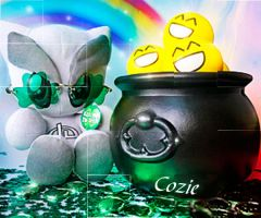 Tale of the End of the Rainbow by Cozie