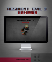 Minecraft- Resident Evil 3 Nemesis by Extreme001