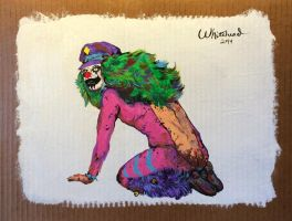 Dr. Rockso... He does cocaine. by cARTboard