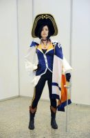 Royal Guard Fiora by burcuaycan