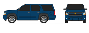 2012 Chevy Tahoe by airsoftfarmer