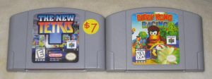 The New Tetris and Diddy Kong Racing by T95Master