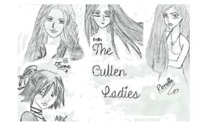 The Cullen Ladies by roxyjayne