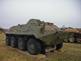 BTR-60 by DarkWizard83
