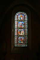 Stained Glass-Unrestricted by Cat-in-the-Stock
