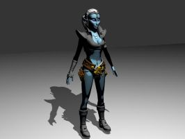 Texturing project 2 by loner654