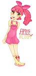 Apple Bloom Gijinka by SweetChocoPrince