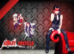 Ashley Costello Wallpaper by LelloGneh