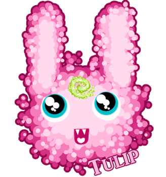 Tulip (pet society) by Independentgirld
