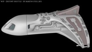 SGU_DestinyShuttle_WIP_06 by SGA-Maddin