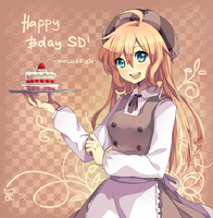 HBD SD 2012 by Mochafish