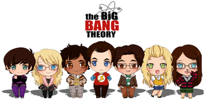 the big bang theory by coolgirl252525