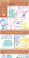 Character Obsession Meme by SecretagentG