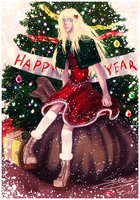 -Happy New Year- by Blade-Child