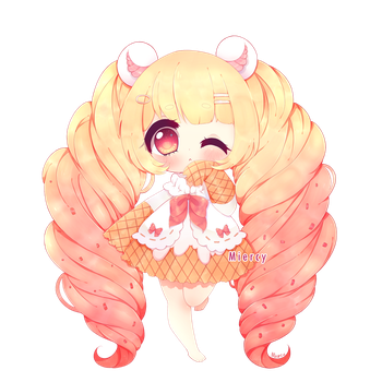 [AT]Pui + speedpaint by Miercy