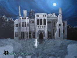 The Ruins of Puxley's Mansion by MadameAradia