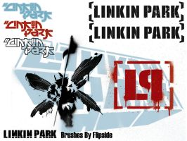 Linkin Park Brushes by FL1P51D3