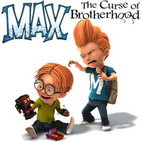 Max The Curse of Brotherhood by POOTERMAN