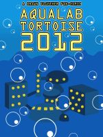 DT Fake Comic Cover 4 - Aqualab Tortoise 2012 by TheSharkGuy