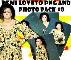 Demi Lovato Photo And Png Pack by CeyCeyLovato