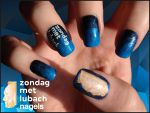 Zondag Met Lubach Nails by Ninails