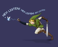 Link's Had Enough by bubbleboy352