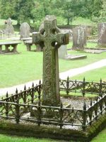 Bolton Abbey Grave by Distorted-Colours