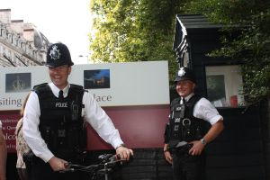 London Bobbies by Spidergirl79