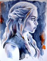 Daenerys by the-kakerlake